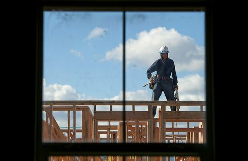 Home Construction in U.S. Probably Cooled From Four-Year High