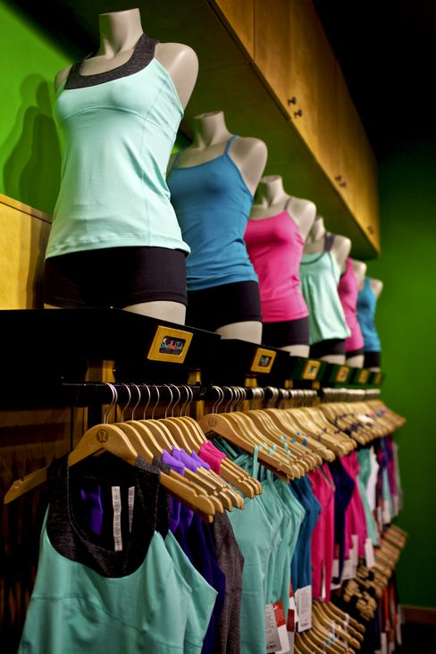 Gap's Athleta Stalks Lululemon One Yoga Store at a Time