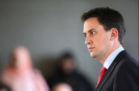 Miliband Has Lawmakers, Voters to Woo