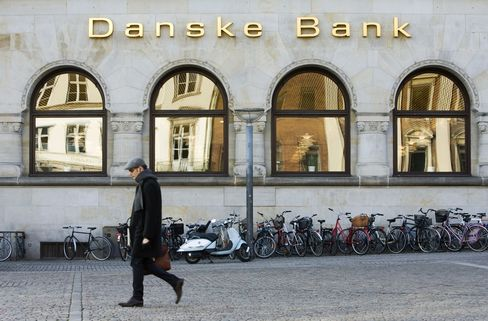 Danish $80 Billion Fund Bets Bank Failures Wont Impact Test