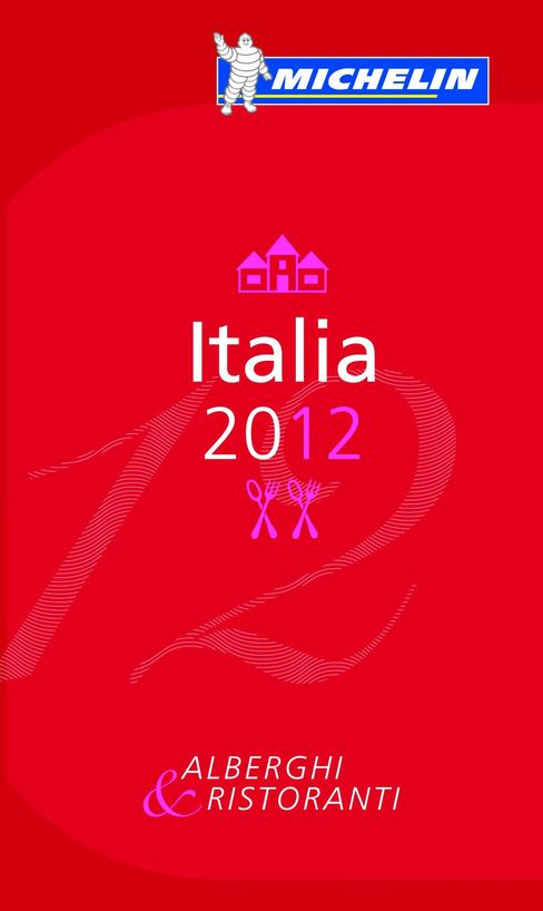 Michelin Guide to Italy 2012