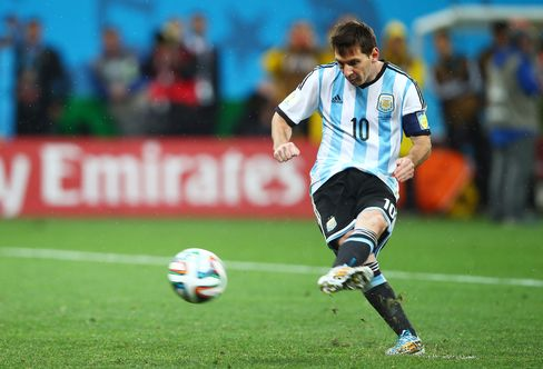 Argentina Victory Hands Adidas World Cup Win Before Final Game