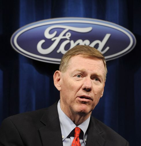 Ford's Debt Payment Means Dividend May Return 2012
