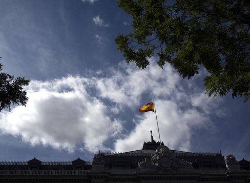 Spain Sells 4.8 Billion Euros of Bonds, Most Since January