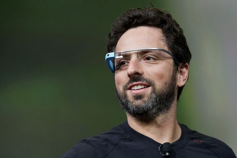 Google Inc. Co-Founder Sergey Brin