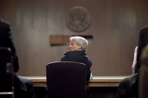 Dimon Fires Back at 'Complex' System in U.S. Senate Grilling
