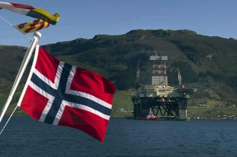 Norway Oil Fund Returns Rise as Stimulus Measures Boost Stocks