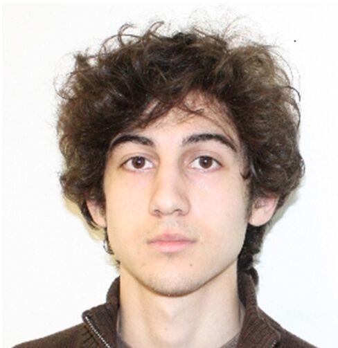 Accused Marathon Bomber Dzhokhar Tsarnaev