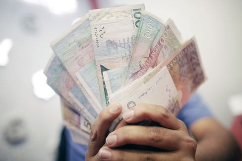 Krona New Franc as Riksbank Accepts Top Currency Position