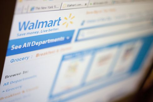 Wal-Mart Suffering Customer Defections to Booming Amazon