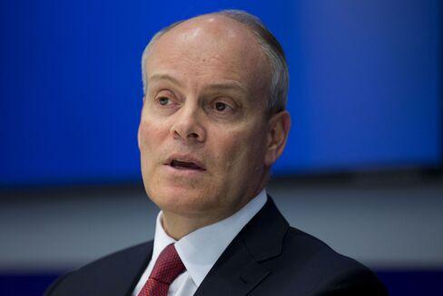 Bank of Nova Chief Executive Officer Scotia Brian Porter