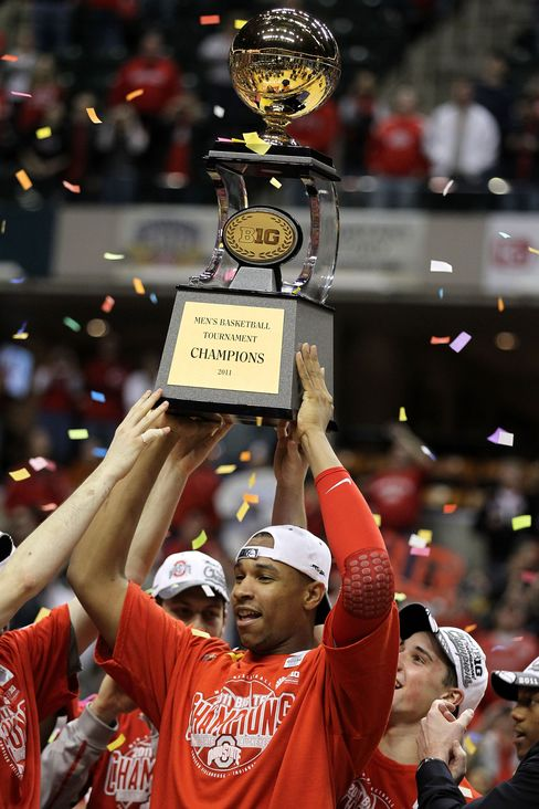 Ohio State Favored to Win First NCAA Tournament Since 1960