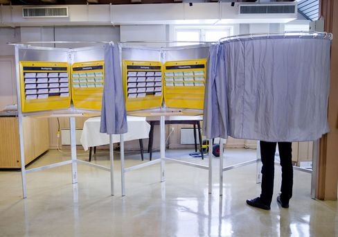 Norway Opposition to Oust Labor-Led Government, Exit Polls Show