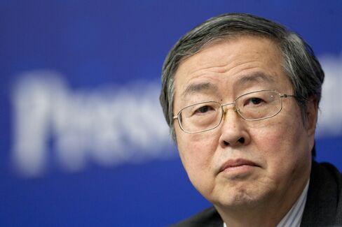 PBOC Governor Zhou Xiaochuan