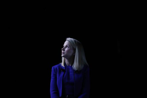 Yahoo! Inc. Chief Executive Officer Marissa Mayer. Instead of the number of women total, it's the number of women in the important jobs at Yahoo and other technology companies that should give pause. Photographer: Simon Dawson/Bloomberg