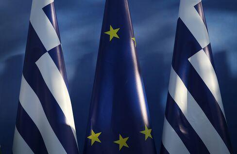 Euro Finance Chiefs Said to Back 3 Billion-Euro Greek Payment