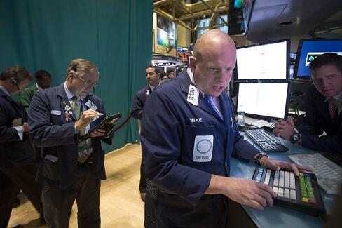 U.S. Stocks Decline Amid Concern Over Global Economic Slowdown