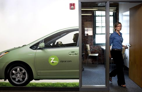 Zipcar CEO Sees Loyalty Program 'Likely' for Heavy-Use Custome