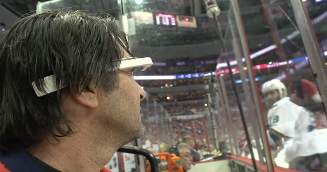 Instant replay, Glass-style. Source: NHL video via APX Labs