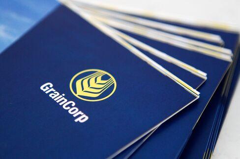 GrainCorp Traders Lose Higher Bid Hope as Profit Falls