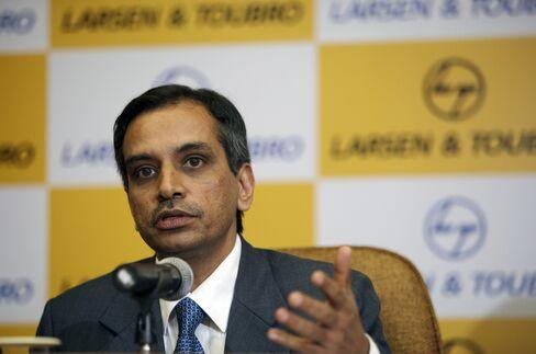 Larsen & Toubro CFO R. Shankar Raman