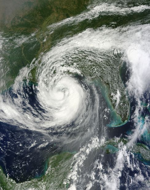 Hurricane Isaac Beginning to Move Into Louisiana, NHC Says
