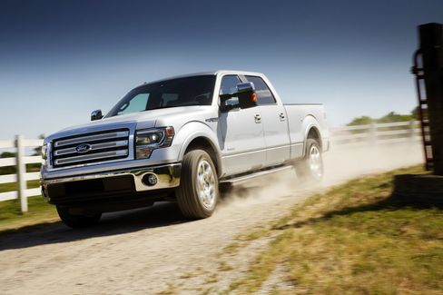 Ford F-150 Tops Toyota Camry as No. 1 in American-Made Ranking
