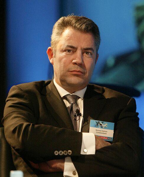 Former Commerzbank Board Member Mehmet Dalman