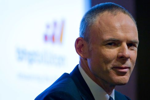 BHP Outgoing CEO Marius Kloppers