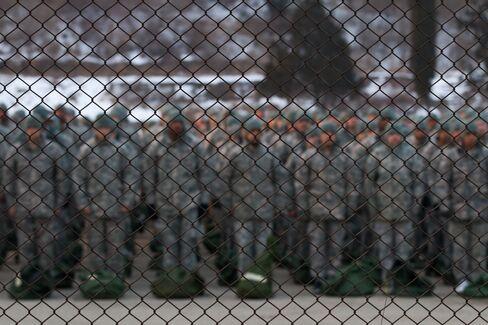 Black Hawks Near North Korea Show Risks in U.S. Command Shift