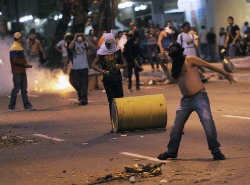 Venezuela Faces Turmoil as Maduro Foes Protest Victory Decree