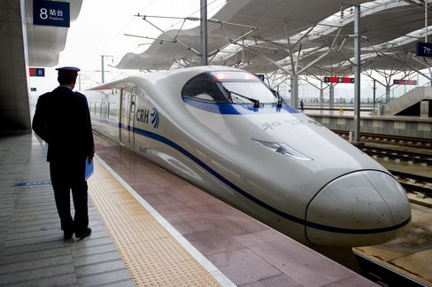Beijing-Shanghai Bullet-Train Tickets to Cost From $86