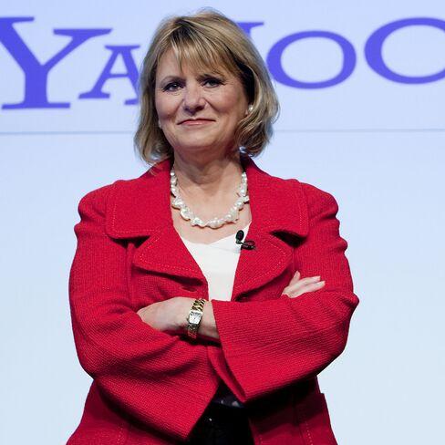 Yahoo Revenue Falls Short of Analysts' Estimates