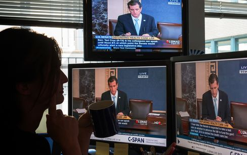 Cruz Ends Obamacare Floor Speech