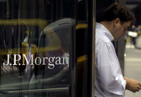 JPMorgan Said to Cut Traders, Realign Pay Amid Equities Slump