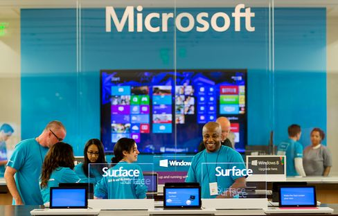 Microsoft Leads $10.3 Billion of Sales in Year's Busiest Friday