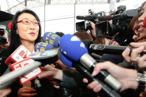 Cher Wang, chairwoman of HTC Corp.