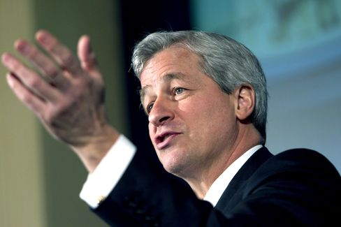 JPMorgan's Dimon Met With Romney in New York, Official Says