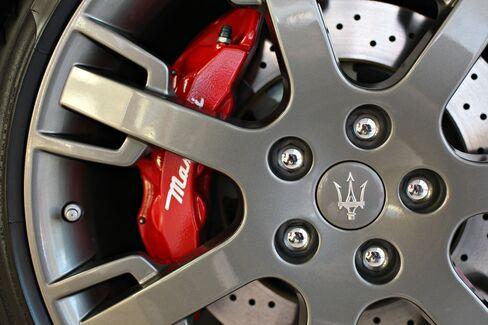 Maserati Made in Michigan Lets Chrysler Drive Luxury SUV
