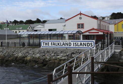 Oil Grab in Falkland Islands Seen Tripling U.K. Reserves
