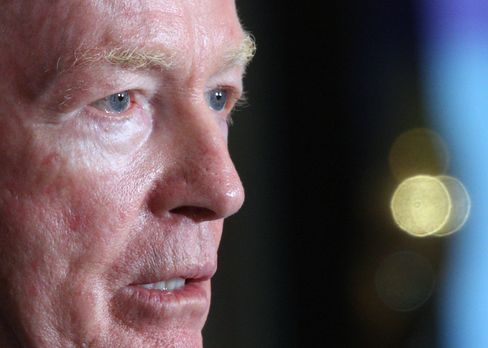 Templeton Emerging Markets Group Chairman Mark Mobius