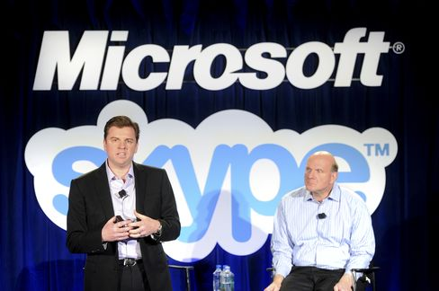 Ballmer Exit Leaves Microsoft Searching for Hero in PC Slump