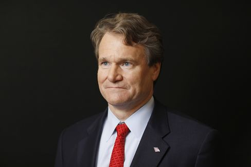 Bank of America Corp. CEO Brian Moynihan