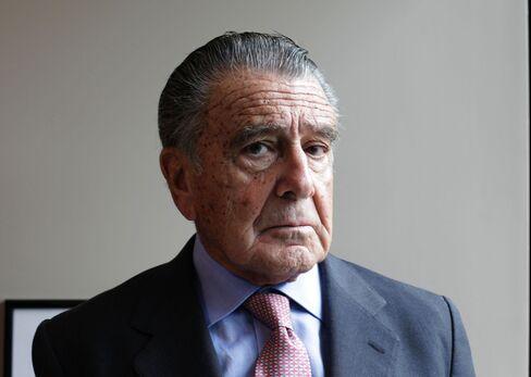 Argentine Billionaire Eduardo Eurnekian