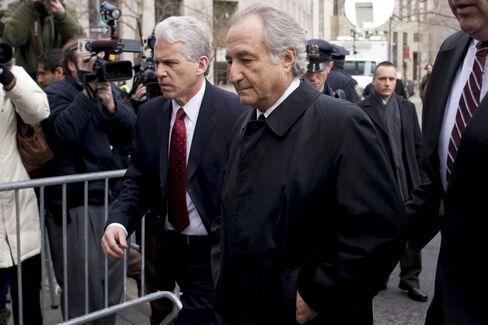 Madoff Investors Can't Sue SEC, U.S. Appeals Court Rules