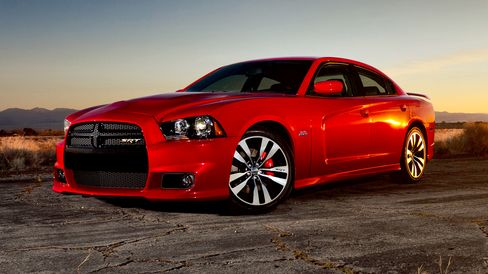 Older consumers are one of the few groups still keen on big sedans like the Dodge Charger.