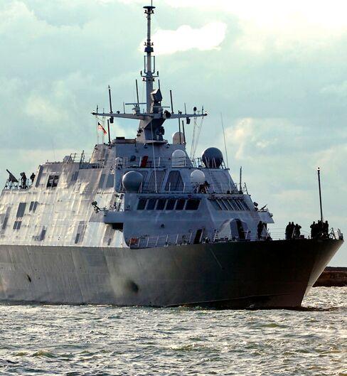 Lockheed, Austal Extend Prices on Littoral Ship Bids