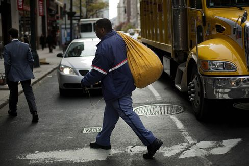Postal Delay in Congress Hastens Risk Mail Delivery Would Stop