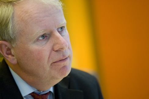 Allergan CEO David Pyott