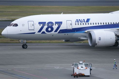 Boeing Asks Airlines to Check 787s for Fire-Suppression Flaw